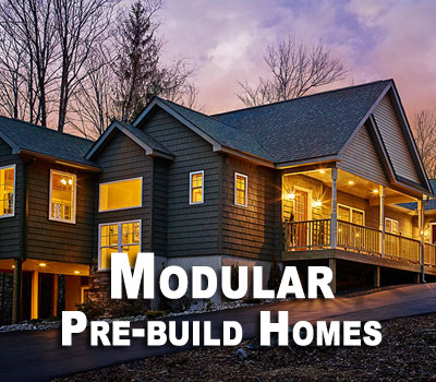 Modular Pre-Built Homes